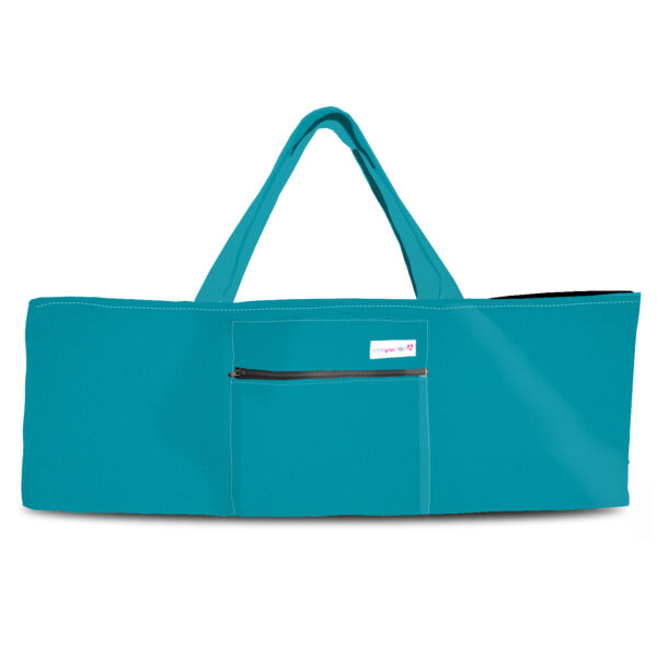 Aqua Shoulder Yoga Bag 201912OTS