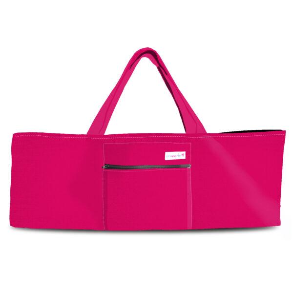 Hot Pink Shoulder Yoga Bag 201910OTS