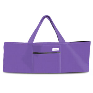 Purple Shoulder Yoga Bag 201913OTS