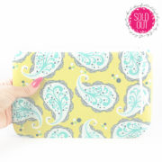 paisley lime SOLD OUT