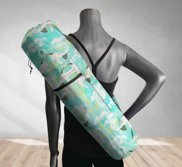 archer yoga bag exotic sky