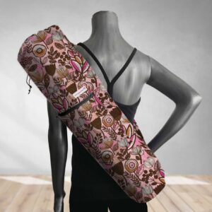 yoga bag pretty in pink