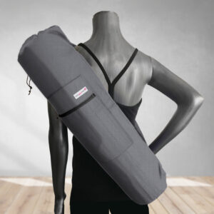 Gray Yoga Bag 201914A