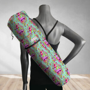 Hey Ranger Mint Yoga Bag 201902A
