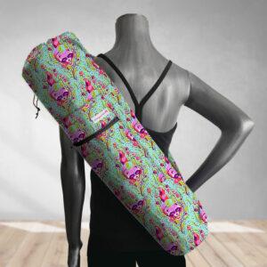 Hey Ranger Mint Yoga Bag 201902A