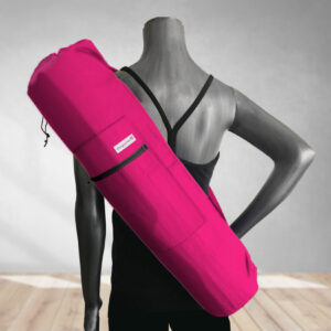 Hot Pink Yoga Bag 201910A