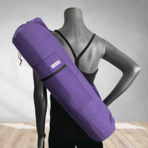 Purple Yoga Bag 201913A