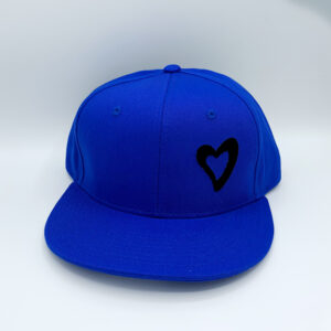 Energize Snapback - Royal & Black