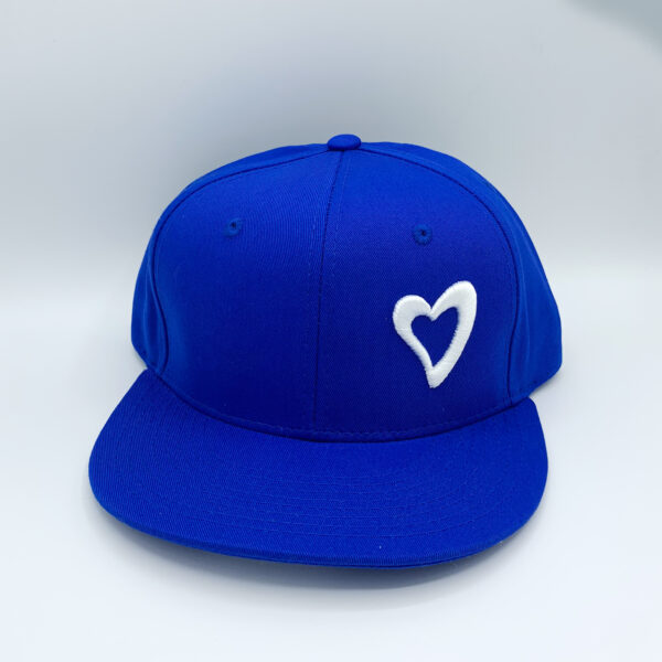 Energize Snapback - Royal & White