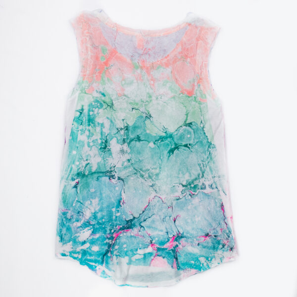 Candy Pebbles Muscle Tee For Women