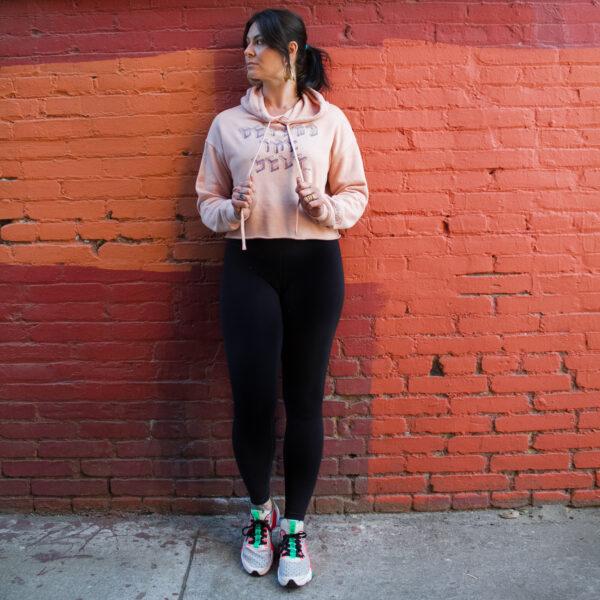 TRANSCEND & SHINE | Beyond Self Women's Hoodie